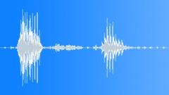 Radio Code / International Alphabet: Whiskey - Military, Male, V2 Sound Effect