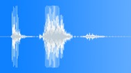 Stock Sound Effects of Military Radio Message: Engage! Male Voice Signal, V2