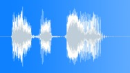 Stock Sound Effects of Military Radio Message: Hold Your Fire! Male Voice Signal, V1
