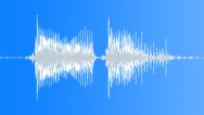 Stock Sound Effects of Military Radio Message: Mayday! Male Voice Signal, V2