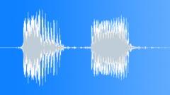 Radio Code / International Alphabet: Alpha - Military, Male, V2 Sound Effect