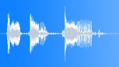 Military Radio Message: Open Fire! Male Voice Signal, V3 Sound Effect