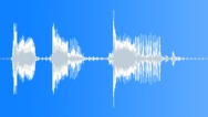 Stock Sound Effects of Military Radio Message: Open Fire! Male Voice Signal, V3