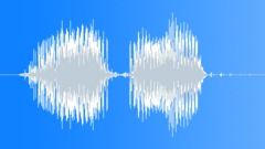 Radio Code / International Alphabet: Bravo - Military, Male, V2 Sound Effect