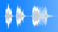 Stock Sound Effects of Military Radio Message: Open Fire! Male Voice Signal, V2