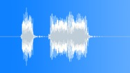 Stock Sound Effects of Military Radio Message: SOS! Male Voice Signal