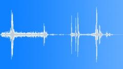Walkie-Talkie, Push Transmit Button, V4 Sound Effect