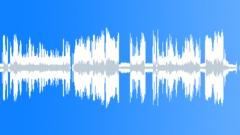 Radio static, transceiver noise, walkie-talkie crackling, v1 - sound effect