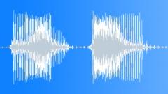 Police / FBI Radio Message: Man Down! Voice Signal, Male, V3 Sound Effect