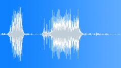 Police / Military Radio Message: Repeat! Voice Signal, Male, V3 - sound effect