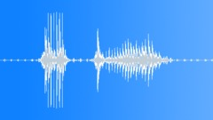 Police / Military Radio Message: Repeat! Voice Signal, Male, V2 - sound effect