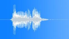 Radio Code / International Alphabet: Zulu - Military, Male, V4 Sound Effect