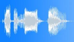 Police / FBI Radio Message: Got A Man Down! Voice Signal, Male, V1 Sound Effect
