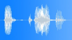 Police / Military Radio Message: Send Coroner! Male Voice Signal, V1 Sound Effect