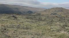 Barren Landscape - 29,97FPS NTSC - stock footage