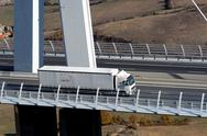 Stock Photo of motorway viaduct