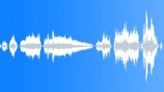 Metal Creaking and Rattling - Metal Gates 03 Sound Effect