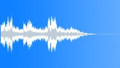 Slow mystic transformation Sound Effect