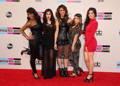 American Music Awards 2013 Stock Photos