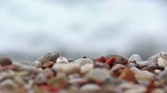 0261 v14 Sea, waves, rocks Stock Footage