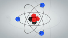 Atom Stock Footage
