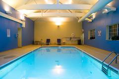 Indoor pool Stock Photos