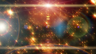 Abstract fantasy background. Stock Footage