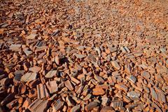 Stock Photo of debris