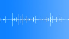Footsteps on the Parquet sound effect 02 - sound effect