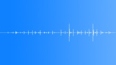 Footsteps on the Parquet sound effect 03 - sound effect