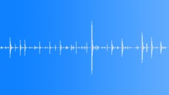 Footsteps on the Parquet sound effect 04 - sound effect
