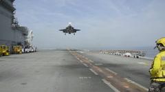 F-35 JSF Joint Strike Fighter Lightning II Stock Footage
