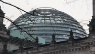Stock Video Footage of Reichstag