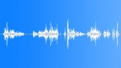 Stock Sound Effects of Gnashing of Bricks on the Asphalt (Tarmac)