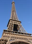 Eifel tower Stock Photos