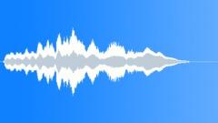 Hindu spooky stinger Sound Effect