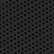 simple thin dot pattern - stock illustration