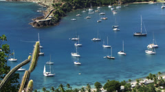 Antigua Caribbean - stock footage