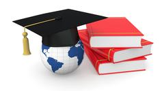 Stock Illustration of concept of education