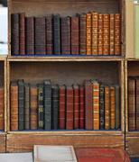 book box - stock photo