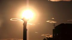 Monument Sveta Sofia-timelapse - stock footage