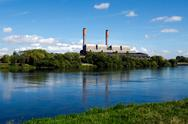 Stock Photo of huntly power station
