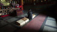 Stock Video Footage of Wenshu Monastery