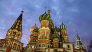 Stock Video Footage of Moscow Russia