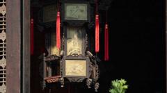 Wenshu Monastery Stock Footage
