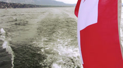 Swiss cruiser Stock Footage