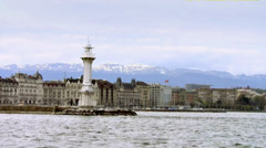 Geneva Stock Footage