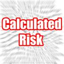 Stock Illustration of Calculated Risk