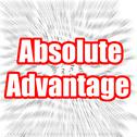 Stock Illustration of Absolute Advantage