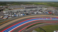 Racing : ALMS at Circuit of the Americas Stock Footage